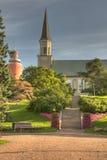 Die Kirche von Hanko Stockbild