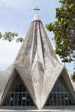Die Kirche von San Antonio de Maputo Lizenzfreies Stockbild