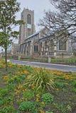 Die Kirche von St Giles lizenzfreies stockbild