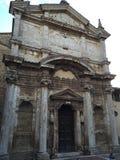 Die Kirchen von Toskana Stockbild