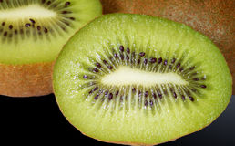 Die Kiwi Lizenzfreies Stockfoto