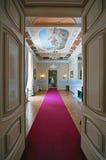 Die Klage von Räumen in Achilleions-Palast, Korfu, Gre Lizenzfreie Stockbilder
