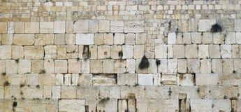 Die Klagemauer Stockfoto