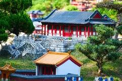 Die klassische Architektur von China Lizenzfreie Stockbilder
