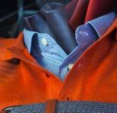 Die Kleidung der Männer Lizenzfreie Stockfotografie