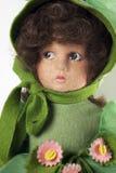 Die kleine Puppe Lizenzfreie Stockfotos