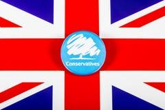 Die konservative Partei Stockfoto