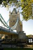 Die Kontrollturm-Brücke Lizenzfreie Stockfotografie