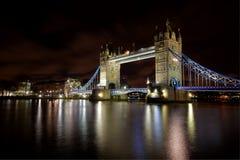 Die Kontrollturmbrücke Stockbilder