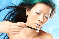 Die Kosten von Schönheit Lizenzfreie Stockfotos