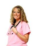 Die Krankenschwester stockfotografie