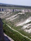 Die Krimberge Bakhchisarai Lizenzfreie Stockbilder