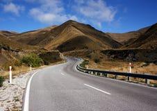 Die Kronen-Reichweite Neuseeland Lizenzfreie Stockfotos