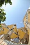 Die Kubikhäuser von Rotterdam 2 Lizenzfreie Stockfotografie