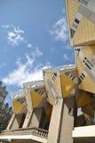 Die Kubikhäuser von Rotterdam 3 Stockbild