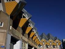 Die Kubus-Gebäude Rotterdam Stockfoto