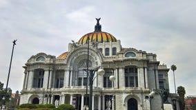 Die kulturelle Mitte in Mexiko City stockbild