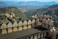 Die Kumbha-Wand lizenzfreies stockfoto
