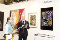 Die Kunst-Ausstellung Malaysia 2010 Lizenzfreie Stockbilder