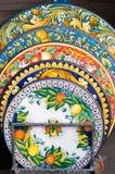 Die Kunst von Keramik lizenzfreies stockbild