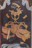 Die Kunst von Ramayana Stockfotos