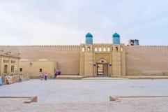 Die Kunya-Arche-Tore lizenzfreies stockbild