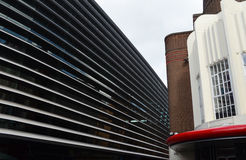 Die Kurve, Leicester, England Lizenzfreie Stockfotos