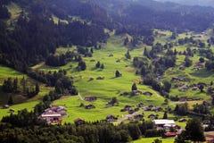 Die ländliche Schweiz Lizenzfreies Stockfoto