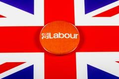 Die Labour Party Lizenzfreies Stockfoto