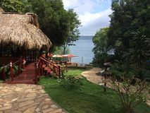 Die Lagune Stockbilder