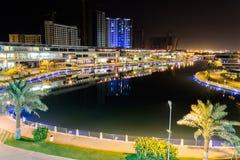 Die Lagune 3, Bahrain Lizenzfreie Stockbilder