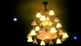 Die Lamp Stockfotos