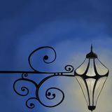 Die Lamp Lizenzfreie Stockbilder