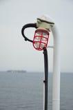 Die Lampe des Schiffs Lizenzfreie Stockfotografie
