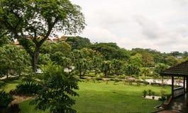 Die Landschaft in Kuala Lumpur, Malaysia Stockbild