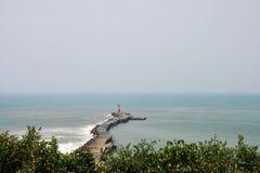 Die Landschaft in Taiwan stockbilder