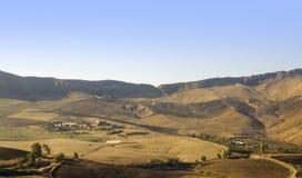 Die Landschaft von Sizilien Lizenzfreie Stockfotografie