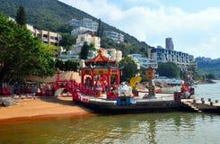 Die Langlebigkeitbrücke, Hong Kong Lizenzfreie Stockfotos