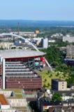 Die Lanxess Arena Lizenzfreies Stockbild