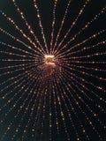 Die Lichter Stockfotografie