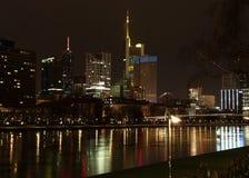 Die Lichter der Großstadt Lizenzfreies Stockbild