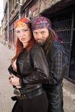 Die Liebe des Hippies Lizenzfreie Stockbilder
