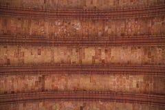 Die Linien des Bogens triumphieren in Barcelona, Spanien Lizenzfreies Stockfoto