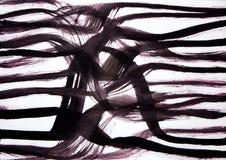 Die Linien werden in der Mitte, die Sch?nheit der Musik des Streichers verflochten lizenzfreie stockfotografie