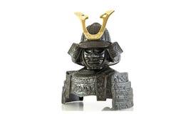 Die lokalisierte Samurairüstung Stockfotos