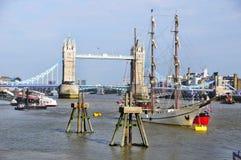 Die London-Turm-Brücke Lizenzfreie Stockfotografie