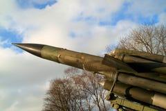 Die Luftabwehrwaffe von RAF Lizenzfreie Stockfotos