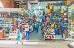 Die Märkte in Antalya Lizenzfreies Stockfoto