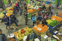 Die Märkte des Paddys in Sydney Australien lizenzfreies stockbild