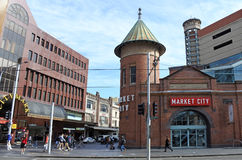 Die Märkte Sydney New South Wales Australia des Paddys lizenzfreies stockbild